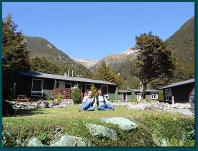 Arthurs Pass Alpine Motel